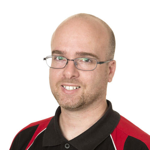 CHAD GOULDING | Software Engineer